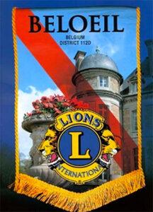 Logo Lions Club Beloeil